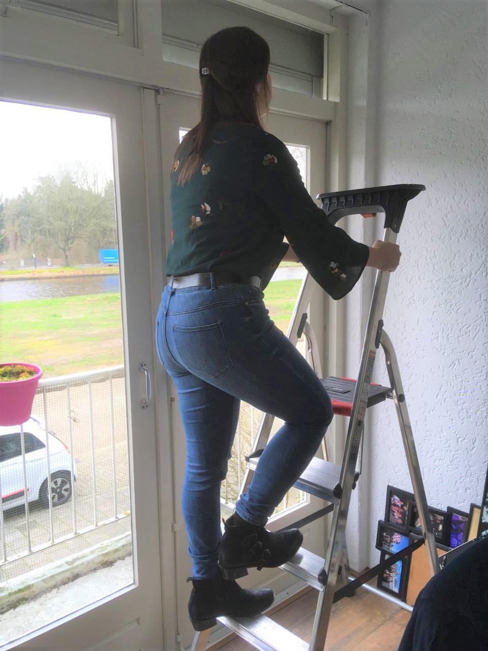 Stof tot nadenken: klim jij de goede ladder?